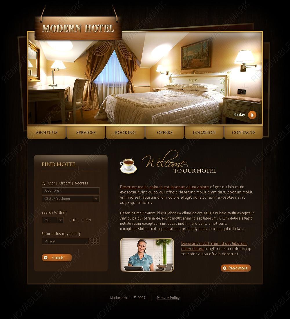 Сайт красивый дизайн