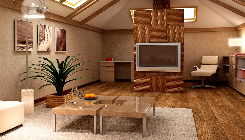 Комната в частном доме своими руками фото