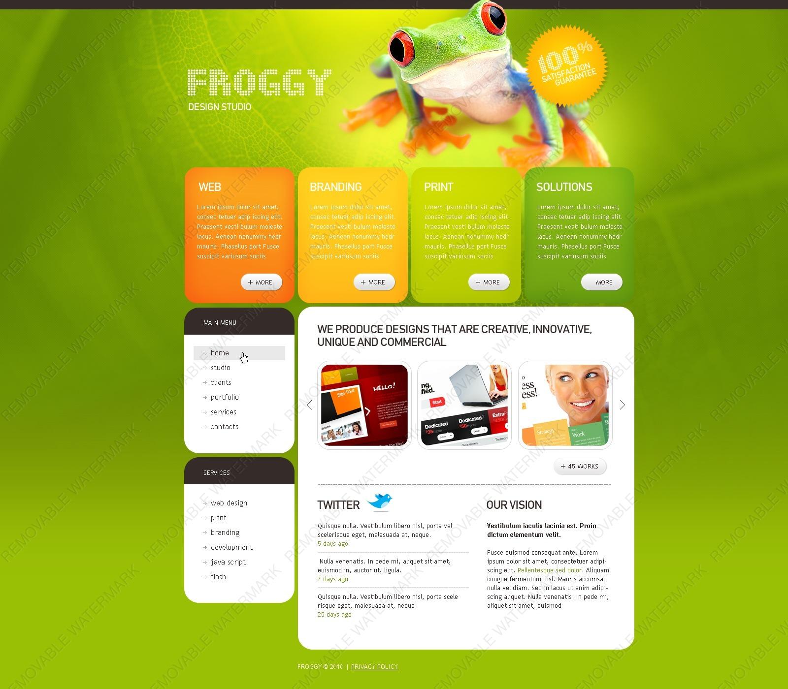 Шаблоны сайтов дизайн бесплатно